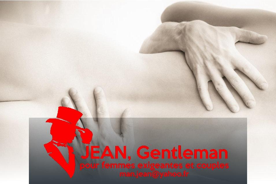 La rencontre avec un gentleman comme Jean est une expérience très sensuel