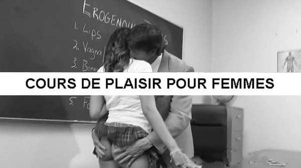 Cours d'education sexuelle avec un escort boy - Les Préliminaires