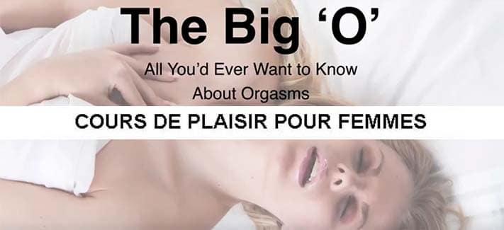 Cours d'education sexuelle avec un escort boy - L'orgasme