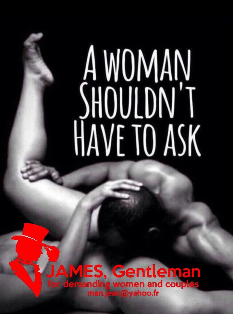a woman should not have to ask