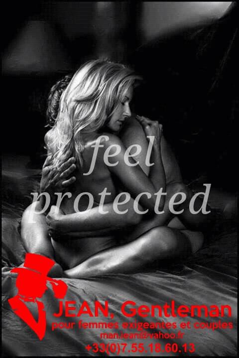 Se sentir sous la protection de son escort boy