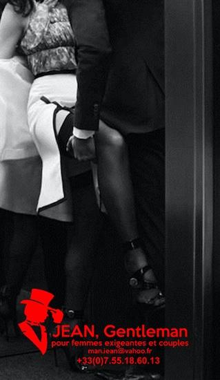Un gentleman inconnu vous prend dans un ascenseur