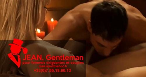 Des caresses extraordinaires avec un gentleman expérimenté