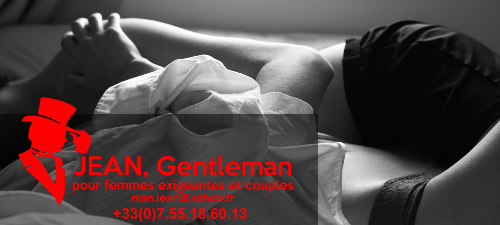 Satisfaction garantie avec un escort boy