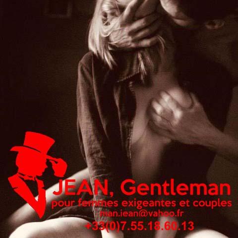 Le gentleman escort boy va vous faire du bien