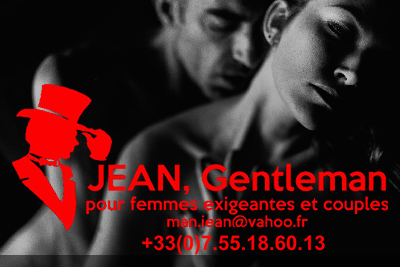 Jean Escort Boy Paris prendra le temps de vous faire jouir