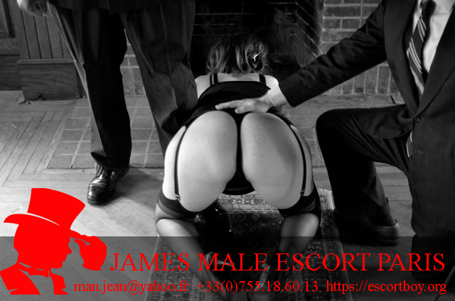 Sharing your wife with a male escort in Paris