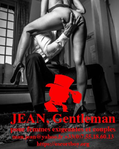 le gentleman ouvre les cuisses de madame pour la déguster