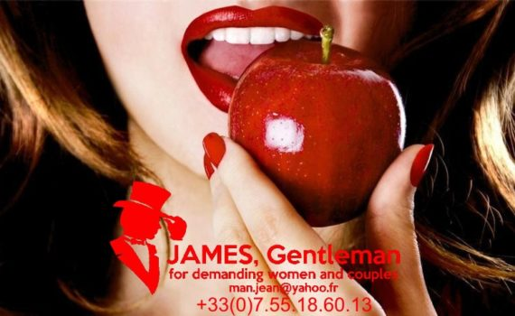 Do you want to live the perfect boyfriend experience with the companionship of James, the best gentleman gigolo male escort in Paris,