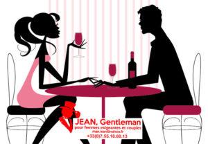 Osez un rendez-vous avec un escort boy?