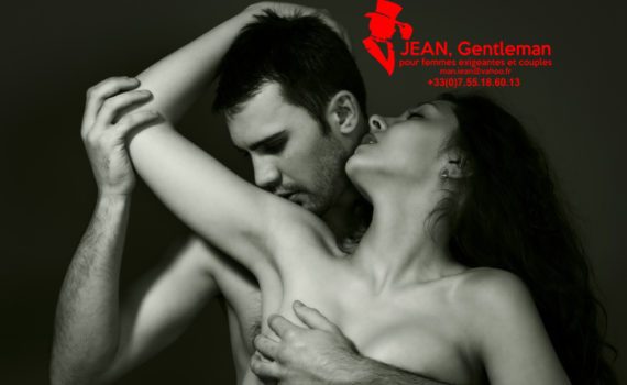 Un gentleman au service du plaisir d'une femme