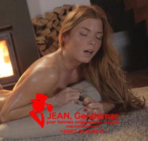 Massage sensuel et érotique