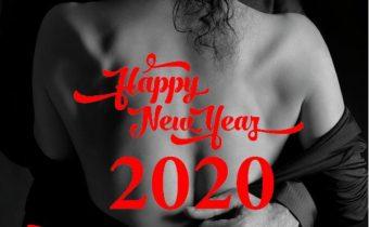 Bonne année 2020 male escort boy paris