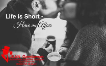 Histoires d'amour avec un escort boy
