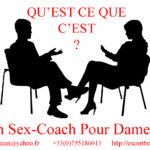 Qu'est-ce qu'un sex-coach pour les femmes ?