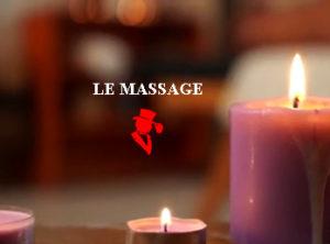 Le massage intéractif