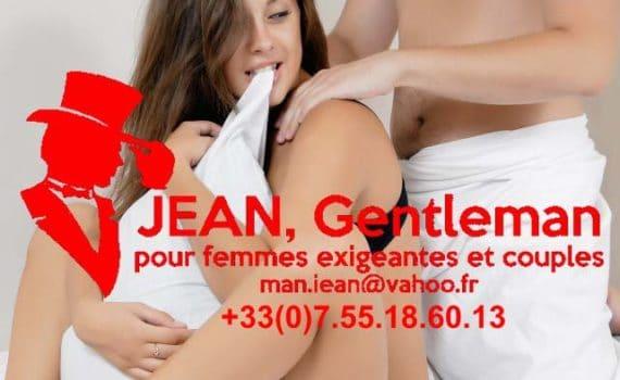 Meilleur masseur érotique parisien