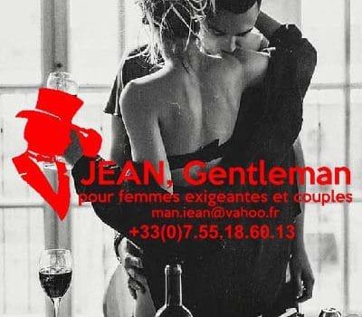 Diner romantique avec un gentleman