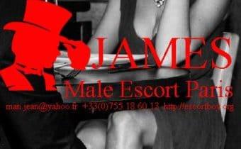 Dating a gentleman male escort in Paris