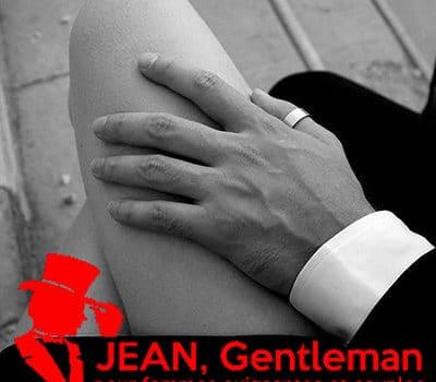 Un escort boy pose sa main sur votre femme