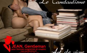 le candaulisme est un art de vivre - escort boy paris