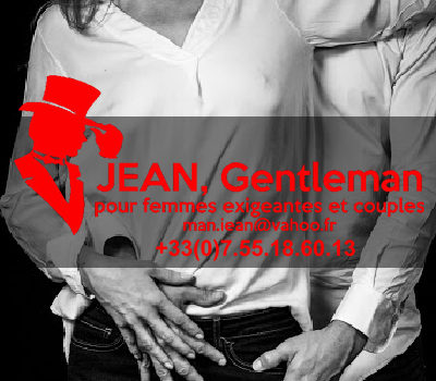 Le prince des gentleman - Escort Boy Paris
