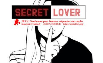 Comment avoir un amant secret ? Escort Boy Paris